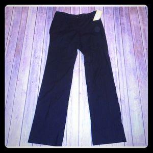 Dolce & Gabbana sz 38 Black straight leg pants